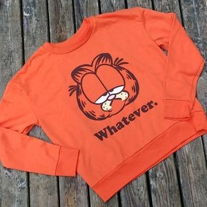 🌾3/$30🌾 Garfield crew neck